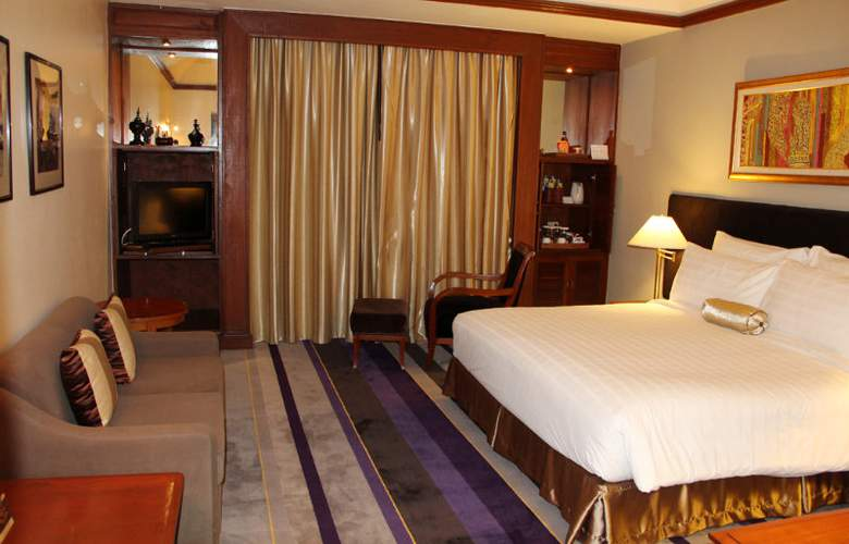 Chatrium Royal Lake Yangon - Room - 20
