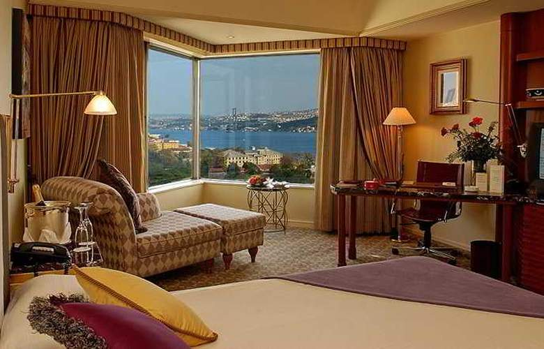 Swissotel The Bosphorus Istanbul - Room - 1