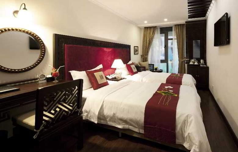 Au Coeur Hanoi Hotel - Room - 6