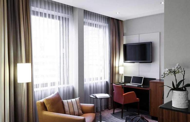 Pullman Eindhoven Cocagne - Room - 77