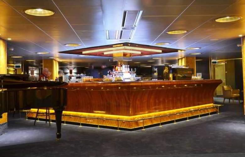 SS Rotterdam by Westcord Hotels - Bar - 25