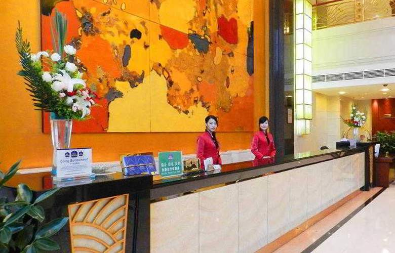 Best Western Fuzhou Fortune Hotel - Hotel - 22
