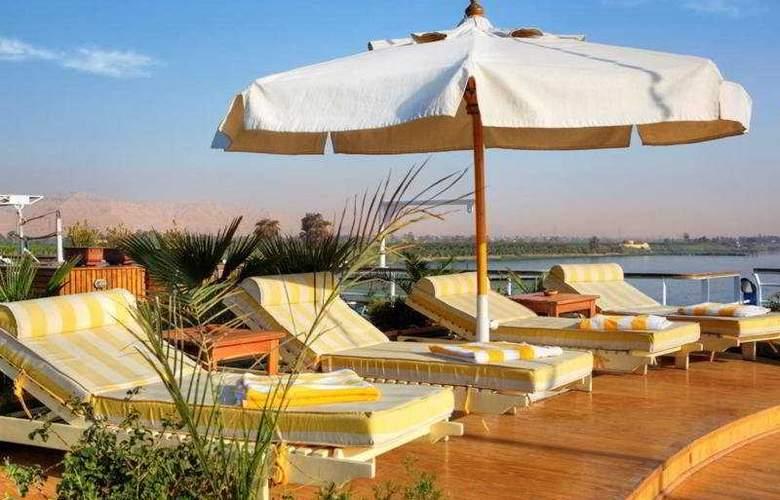 M/S Sonesta Sun Goddess Nile Cruise (Aswan) - Terrace - 5