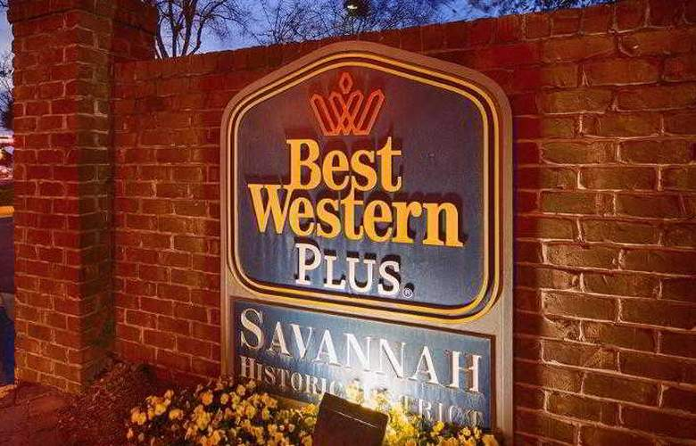 Best Western Plus Savannah Historic District - Hotel - 22