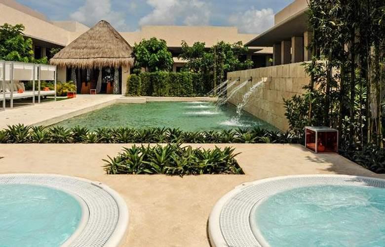 Paradisus Playa del Carmen La Perla  - Pool - 12