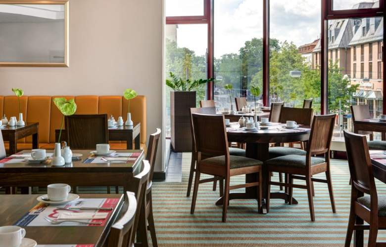 Intercity Augsburg - Restaurant - 3