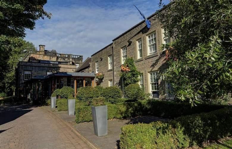 Best Western Mosborough Hall - Hotel - 144