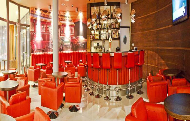 Haston City Hotel - Bar - 3