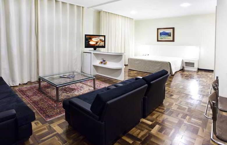 Plaza Porto Alegre - Room - 11