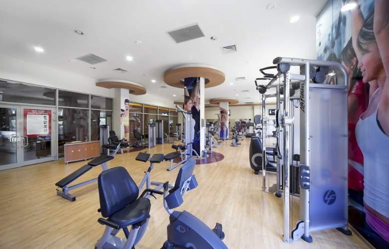 Sueno Hotels Beach Side - Sport - 11
