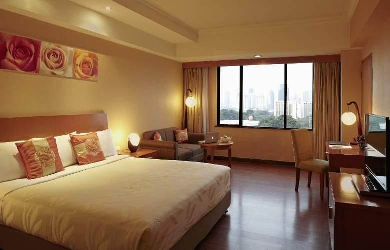 Atlet Century Park Jakarta - Room - 7