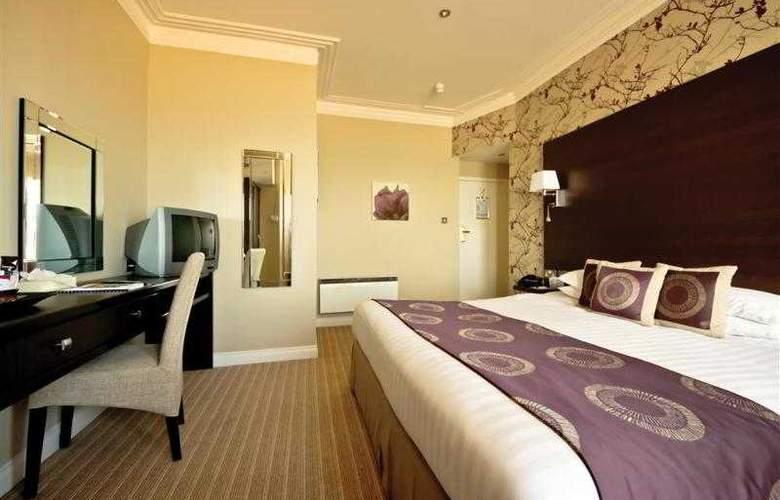 Best Western York House - Hotel - 53