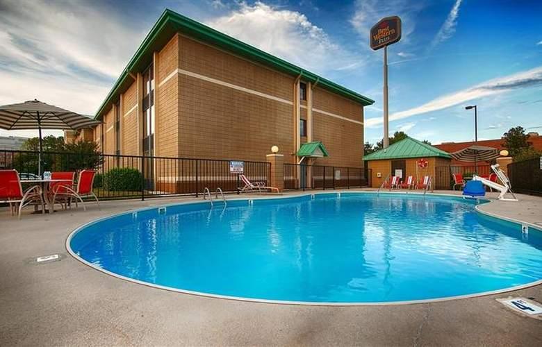 Best Western Cedar Bluff - Pool - 60