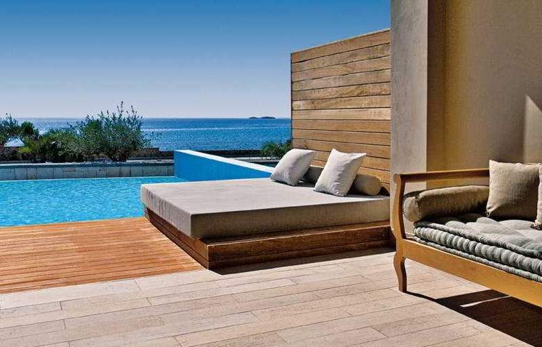AquaGrand of Lindos exclusive deluxe resort - Pool - 4