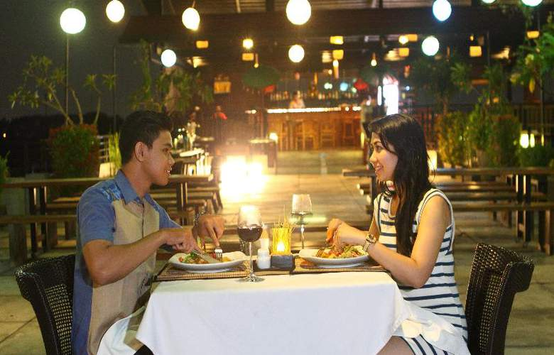 Umalas Residence - Restaurant - 36