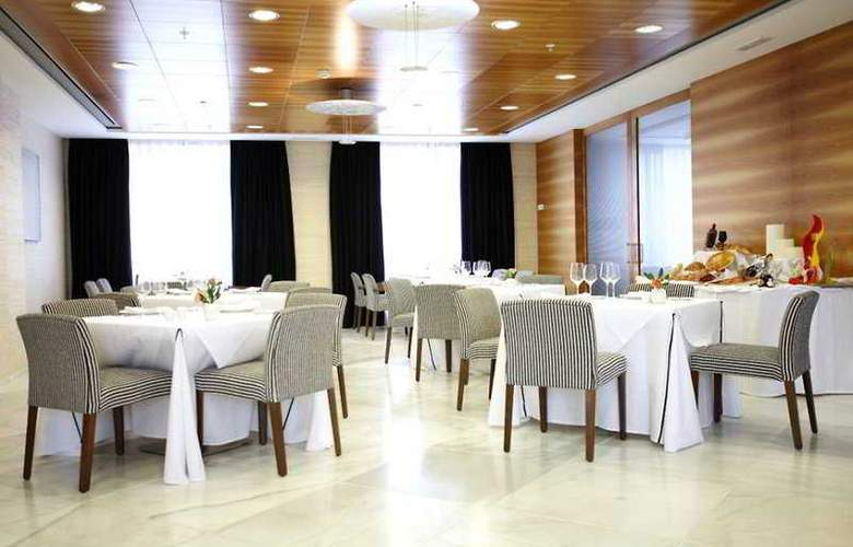 Sercotel Sorolla Palace - Restaurant - 4