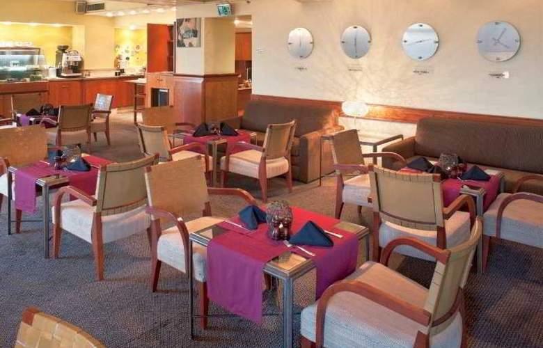 Crowne Plaza Jerusalem - Restaurant - 8