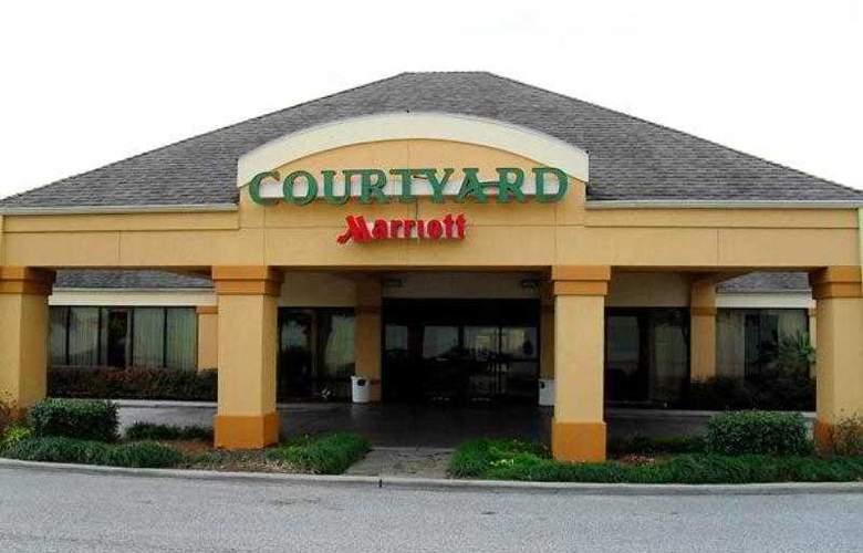 Courtyard Houston I-10 West/Energy Corridor - Hotel - 0