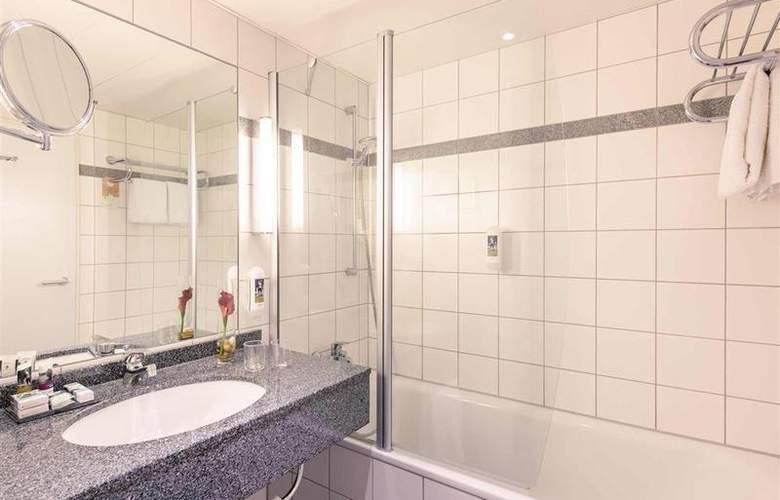 Mercure Duesseldorf Seestern - Room - 47