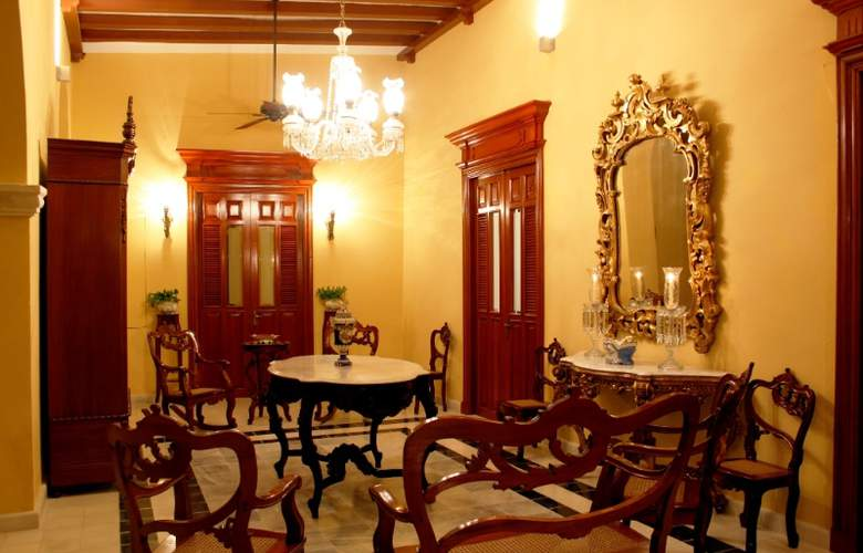 Casa Don Gustavo Hotel - Hotel - 6