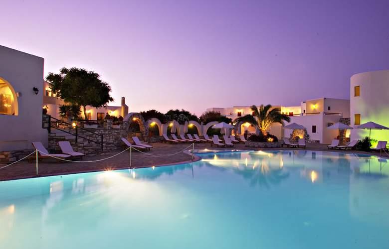 Asteras Paradise - Pool - 5