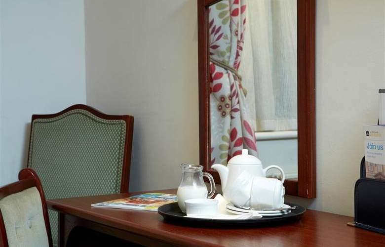 Best Western Consort Hotel - Room - 59