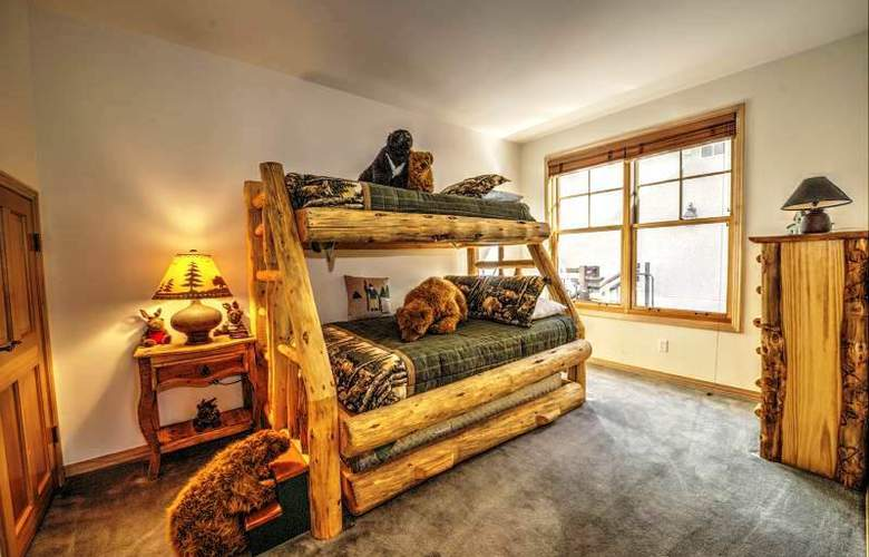 The Corral at Breckenridge by Great Western Lodgin - Room - 8