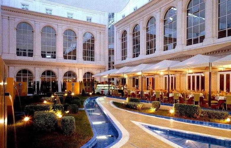 Silken Al-Andalus - Terrace - 5