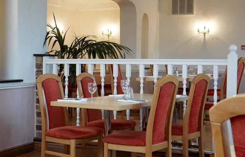 Best Western Consort Hotel - Restaurant - 96