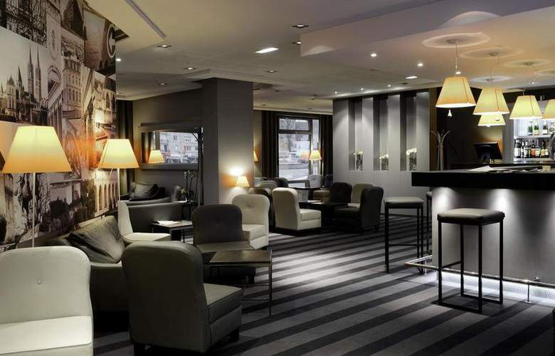 Mercure Caen Centre Port de Plaisance - Restaurant - 45