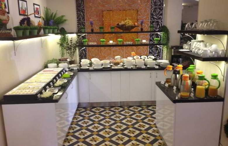 Tempo Hotel Caglayan - Restaurant - 20