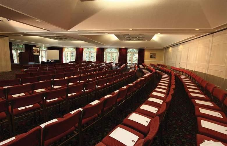 Best Western Willerby Manor Hotel - Sport - 60