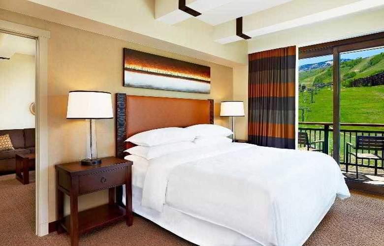 Sheraton Steamboat Resort Villas - Room - 33