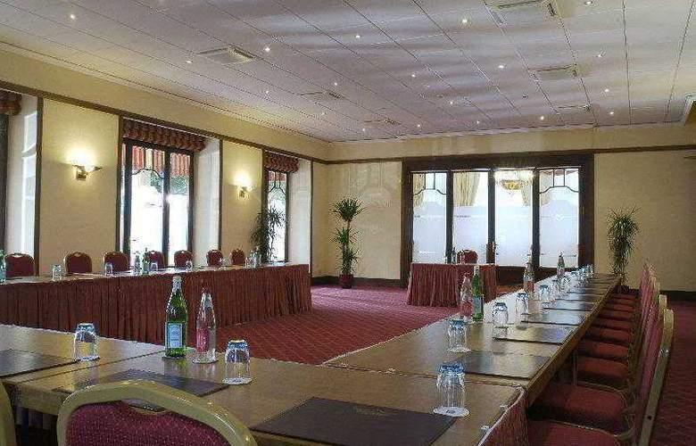 Best Western Plus Hotel Mirabeau - Hotel - 17