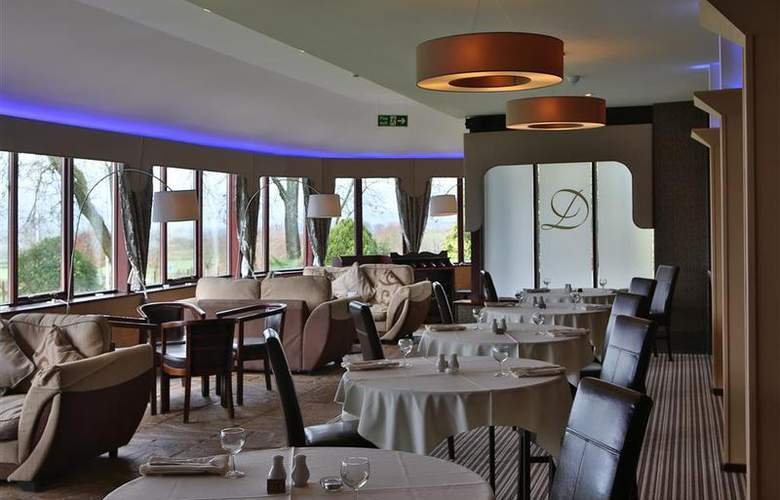 Best Western Dryfesdale - Restaurant - 378