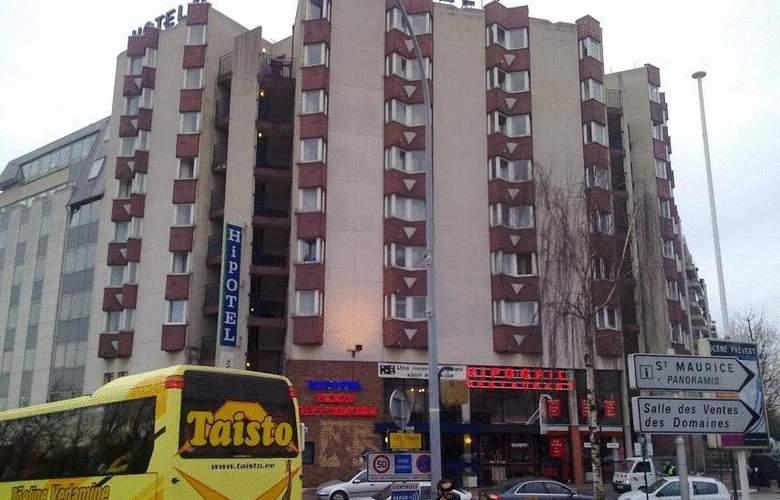 Hipotel Paris Hippodrome - Hotel - 0