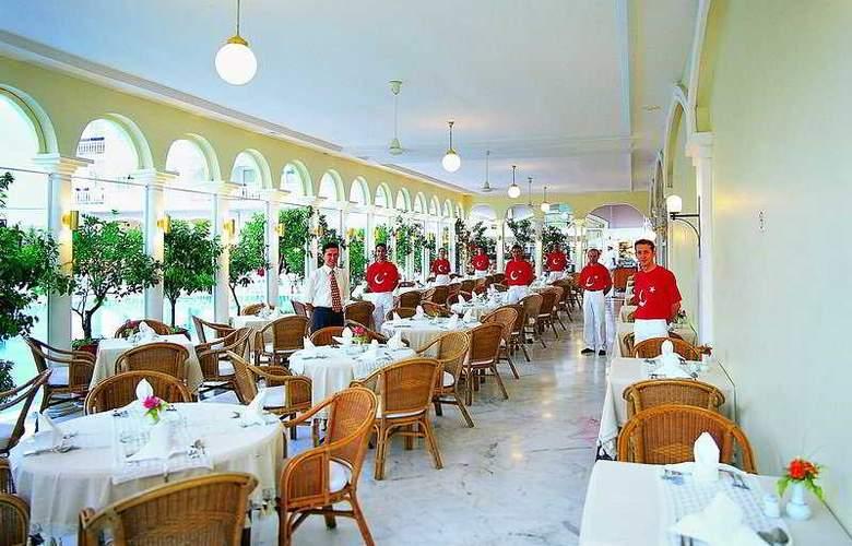 Pasha's Princess Hotel - Restaurant - 6