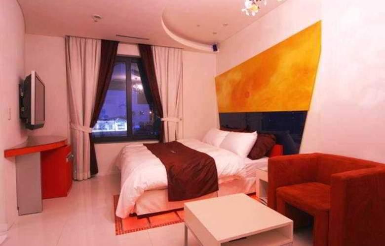 Mate Hotel Suwon - Room - 4