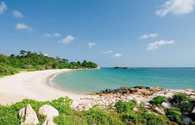 Bintan Lagoon Resort - Beach - 17