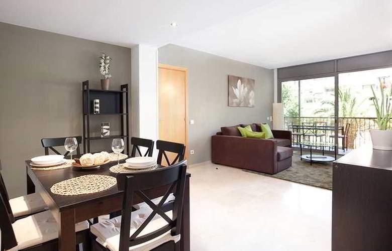 Rent Top Apartments Diagonal Mar - Room - 14