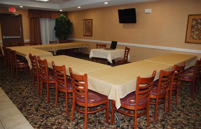 Best Western Plus San Antonio East Inn & Suites - Conference - 120