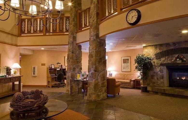 Best Western Rocky Mountain Lodge - Hotel - 3