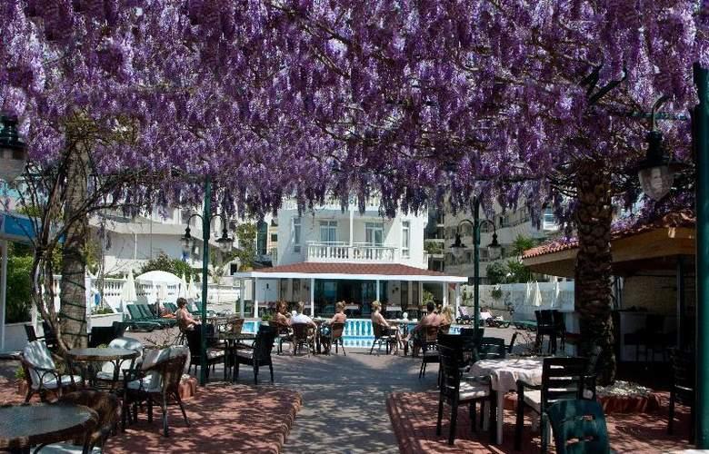 Azak Hotel - Terrace - 13