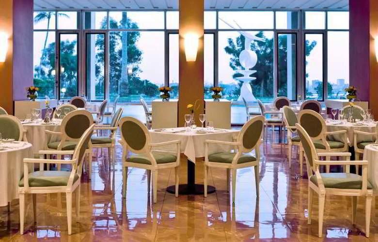 Sofitel Abidjan Hotel Ivoire - Restaurant - 11