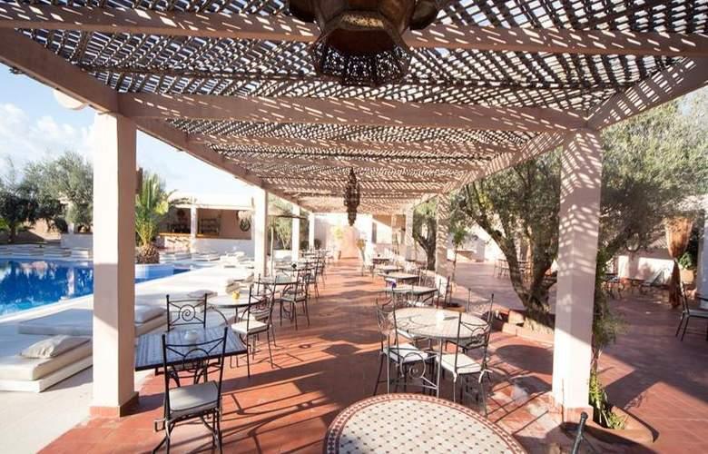 Riad La Maison des Oliviers - Restaurant - 42