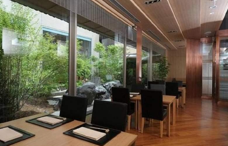 Hotel Niwa Tokyo - Restaurant - 21