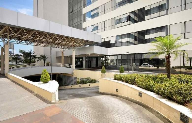 Mercure Sao Paulo Nortel Hotel - Hotel - 57