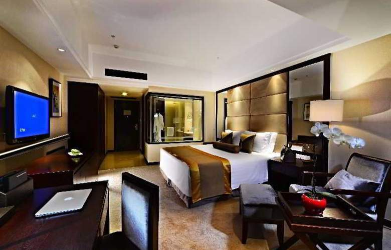 Howard Johnson Wuzhong Business Club Hotel Suzhou - Room - 1