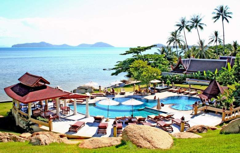 Banburee Resort and Spa - Hotel - 0