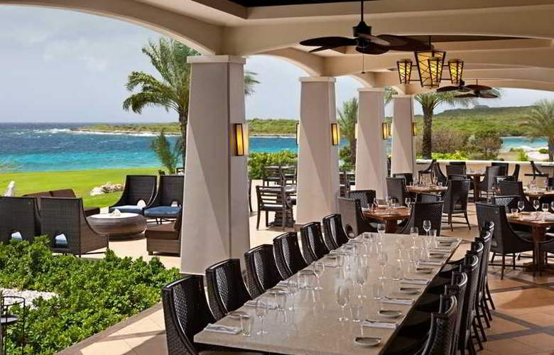 Santa Barbara Beach And Golf Resort - Restaurant - 11